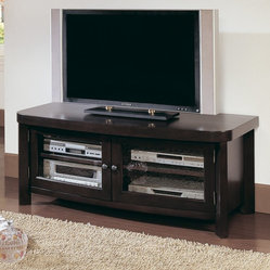 Homelegance Brussel 50 Inch TV Stand in Espresso