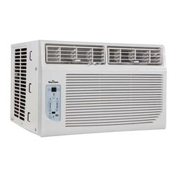 Garrison - Garrison 12,000 BTU 115 Volt Window Mount Air Conditioner - Mode Selection: