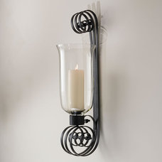 Contemporary Candleholders by The Southern Home