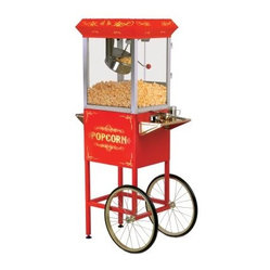 Maxi-Matic EPM-400 Elite Popcorn Trolley