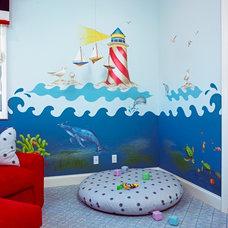 Contemporary  by Joani Stewart-Georgi - Montana Ave. Interiors