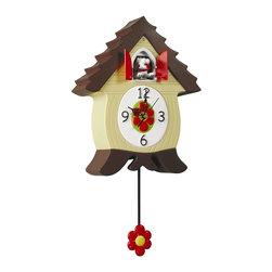 Xanadoo - Needlenose Ned BarkCoo Clock - Adorable animal sound