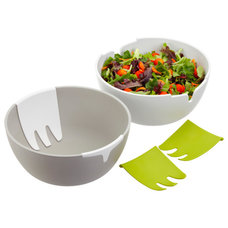 Modern Serving And Salad Bowls by The Container Store