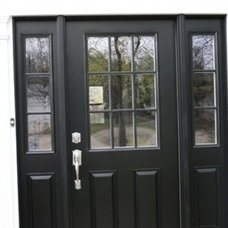 Traditional Front Doors by Opal Enterprises Inc