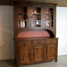 Farmhouse China Cabinets And Hutches by ECustomFinishes