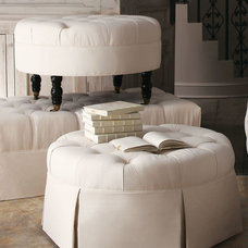 Footstools And Ottomans by Horchow