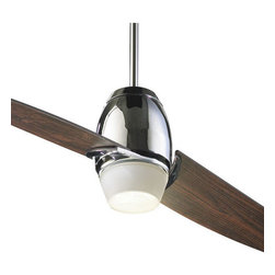 "Quorum International - Quorum International 21542 2 Blade 54"" Indoor Ceiling Fan from the Muse Collecti - 2 Blade 54"" Indoor Ceiling Fan from the Muse CollectionFeatures:"