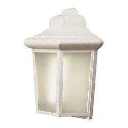Trans Globe Lighting - Trans Globe Lighting PL-4483 BK Outdoor Wall Light In Black - Part Number: PL-4483 BK