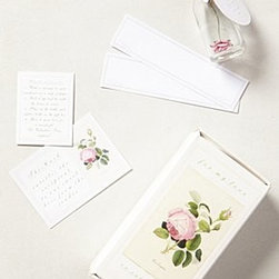 Anthropologie - Love Note In A Bottle - *By Sepia Smiles
