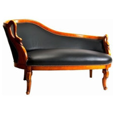traditional love seats by Jonathan R. Diamond Interiors
