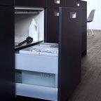 Kitchen Storage, Leicht Collection 2015 - Trash Pullout