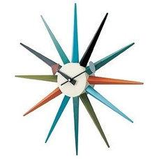 Modern Clocks by funkylights.com