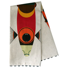Contemporary Dish Towels by Fishs Eddy