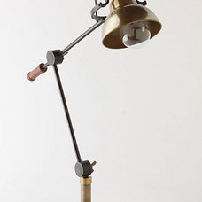 Modern Desk Lamps by Anthropologie
