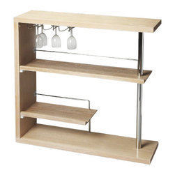 Butler Specialty - Butler Specialty Bar Cabinet -2664280 - Butler products are highly detailed and meticulously finished by some of the best craftsmen in the business.