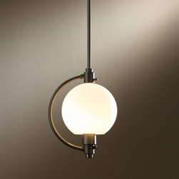 Hubbardton Forge | Pluto 1 Light Pendant Light -