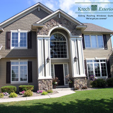 Traditional  by Krech Exteriors