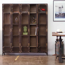 Industrial Storage Cabinets by CRASH Industrial Supply