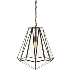 Modern Pendant Lighting by The Classy Cottage