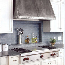 Contemporary Range Hoods And Vents by The Metal Peddler