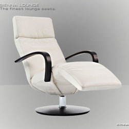 Lounge Seats by Cineak Luxury Seating - THE SIENNA LOUNGE SEAT The Sienna lounge seat is our stand-alone version. The Sienna is also available in a modular row configuration.