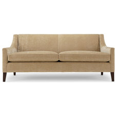 Transitional Sofas by Mitchell Gold + Bob Williams