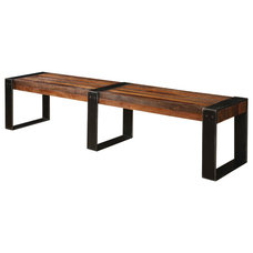 Rustic Benches by Masins Furniture
