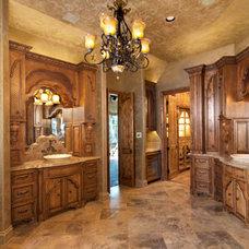 Traditional Bathroom by Veranda Designer Homes
