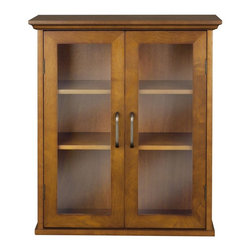 ... cabinet. It also features metal knobs for easy opening. This cabinet
