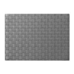 ORDENTLIG Place mat - Place mat, gray