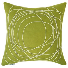 Modern Decorative Pillows by grounded