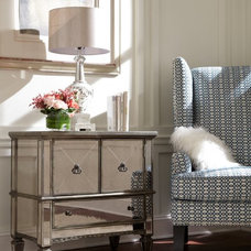 Eclectic Side Tables And Accent Tables by Glam Furniture LLC