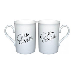 Edith and Elizabeth - What a elegant wedding gift this would make with some special tea or coffee and biscuits