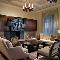 Before-and-After Fireplace Makeovers : Decorating : Home & Garden Television