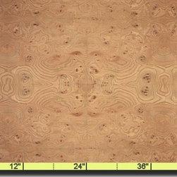 Oakwood Veneer - Carpathian Elm Burl - Carpathian Elm Burl has a really nice deep tone with beautiful texture.