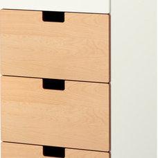 Modern Dressers by IKEA