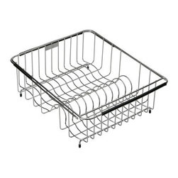 Elkay - Elkay LKWERBSS Stainless Steel Rinsing Basket Designed to Fit Elkay Sinks - Elkay LKWERBSS Stainless Steel Rinsing Basket Designed to Fit Elkay SinksThe perfect way to organize your washing and drying tasks with style. Rinsing baskets are custom designed to fit Elkay sinks.Accessory Type: Rinsing Basket