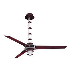 San Francisco Ceiling Fan with Optional Light