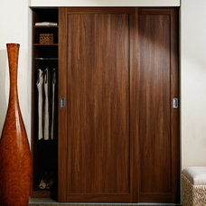 traditional interior doors by California Closets