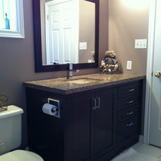Bathroom Vanities And Sink Consoles by Meiler Woodworking
