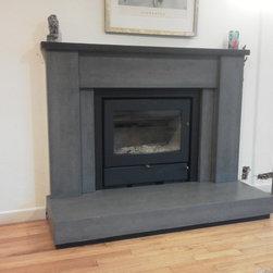 Fireplace surrounds -