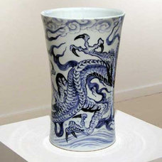 Asian Vases by Rena Bransten Gallery