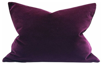 contemporary pillows by canvas