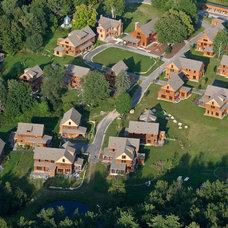 Farmhouse  by Sheldon Pennoyer Architects