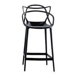 Kartell - Kartell | Masters Stool - Design by Philippe Starck and Eugeni Quitllet.