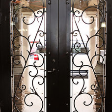 Traditional Front Doors by Home Interiors & Lighting