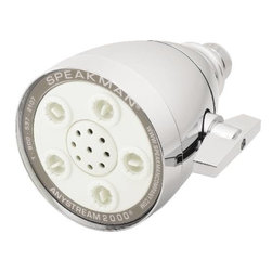 SPEAKMAN COMPANY - Speakman Shower Head-Hotel Spec - Features: