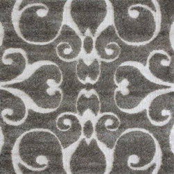 ENCORE AREA RUG - SMOKE -