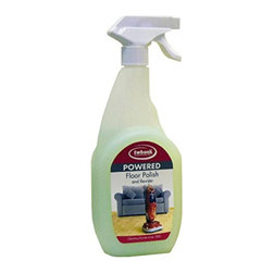 Ewbank Floor Polish for Ewbank FP Series Floor Polishers, 25-Ounce Spray Bottle - The Ewbank FP535 Floor Polish is suitable for use with all Ewbank FP Series Floor Polishers and can be used on any bare floor type including laminate, wood, vinyl, marble and granite. This polish removes tough stains and leaves floors with a professional, high sheen finish. The polishing solution comes in a convenient 25-ounce spray bottle and is ideal for touching up small areas or polishing by hand in high-traffic areas. The Ewbank FP535 Floor Polish comes with a 1-year limited warranty that protects against defects in materials and workmanship. Ewbank has been providing innovative cleaning solutions for an impressive 125-years. Innovative design, reliability and customer satisfaction are always top priority, making Ewbank a staple in most households. Ewbank's multi-purpose products, including floor polishers, vacs and steam cleaning solutions are all offered at affordable prices, meaning that Ewbank is always the practical solution to everyday cleaning.