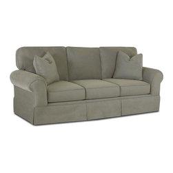 Klaussner Furniture - Woodwin Sofa - BO48930-S - Woodwin Collection Sofa